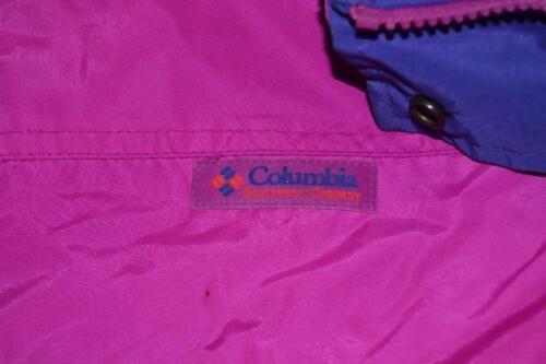 Columbia Pink Størrelse Frakke Jacket Sportswear Kvinders Xl Bugaboo T4TxwqB1nv