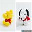 Snoopy Woodstock Plush Doll M set TOKYO Machida Museum Open Memorial Peanuts