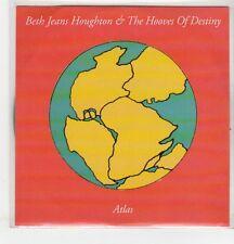 (ER903) Beth Jeans Houghton & The Hooves Of Destiny, Atlas - 2012 DJ CD