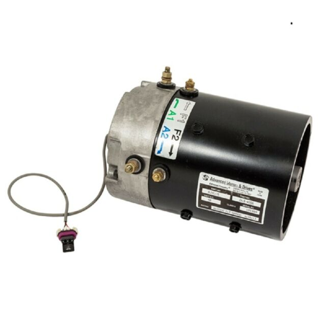 Electric Motor 48v With Speed Sensor Ezgo 2014