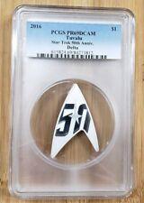 Anniversary Coin Set! 2017 Silver Star Trek Borg Coin /& FREE Star Trek 50th