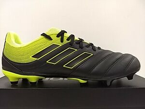 adidas-Copa-19-3-Firm-Ground-Casual-Soccer-Cleats-Black-Mens