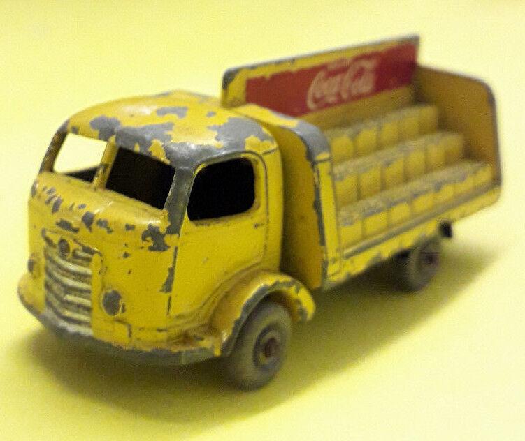 Matchbox Lesney Karrier Bantam 2 Ton Drink Coca Cola No 37