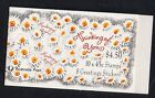 Australia Post Stamp Booklet Thinking of You Bouquet of Wildflowers Issue 1992