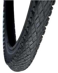 1x-Schwalbe-Impac-Crosspac-26-034-x2-0-Mountain-Bike-Tire-Black-Puncture-Resistant