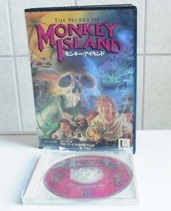 FM Towns: the Secret of Monkey Island-Lucas Film Games 1992