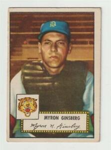 1952-TOPPS-BASEBALL-CARD-192-MYRON-GINSBERG