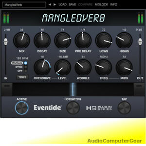 Eventide-MANGLEDVERB-Native-Reverb-Distortion-Plug-in-Audio-Software-Effect-NEW