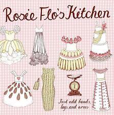 Rosie Flo's Kitchen Coloring Book, Roz Streeten