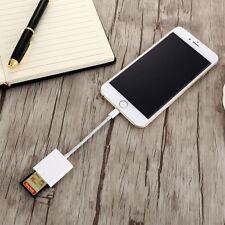 Micro SD OTG  to USB 2.0 Memory Card Adapter Reader Dongle Thumb Drive Cable