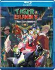 Tiger Bunny The Movie Beginning 0782009242826 Blu Ray Region a