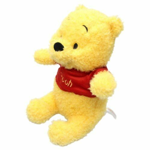 Tokyo Disney Sea Limited Winnie the Pooh Fluffy Plush Doll Stuffed Toy Small F//S