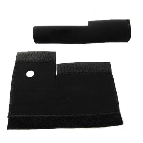1Pair//2Pc Cycling MTB Bike Bicycle Front Fork Protector Pad Wrap Cover Set US RS