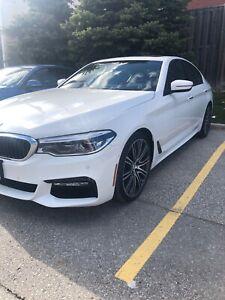 2018 BMW Série 5 -