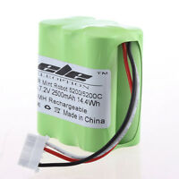 7.2V 2500mAh NiMH Floor Cleaner Battery for iRobot Mint 5200 5200C