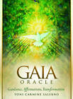 Gaia Oracle: Guidance, Affirmations, Transformation Book and Oracle Card Set by Toni Carmine Salerno (2008)