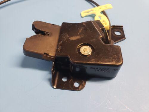 Mercury Grand Marquis 2001-2006 Trunk Latch OEM Actuator Release Deck Lid Lock