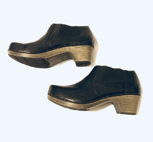 Dansko Leather Chelsea Boots 39