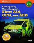 Emergency Care Support First Aid, CPR, and AED Standard by British Paramedic Association (Paperback, 2007)