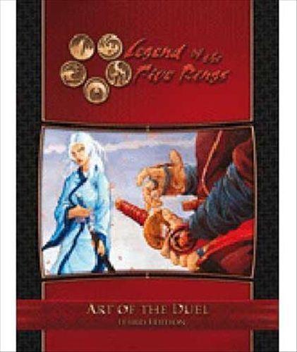 Legend of the Five Rings RPG 3rd Edition Bundle  Value 7 Titles (Alderac)