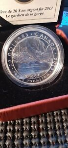 2013 Canada Group of 7 - Franz Johnston / The Guardian of the Gorge - 20 Dollar