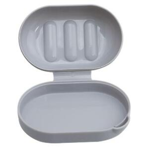 Image Is Loading 1PCS Portable Outdoor Travel Soap Dish Home Bathroom