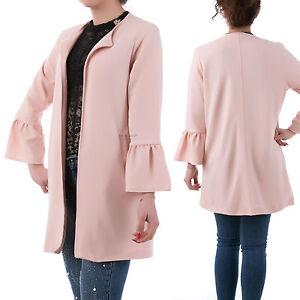 giacca-donna-palto-lunga-fianchi-elegante-soprabito-copriabito-volant-balza-8711