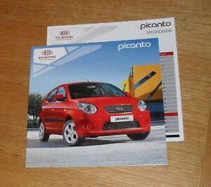 Kia Picanto Brochure 2010  10 11 Picanto 1 Picanto 2 Strike Graphite - Fareham, United Kingdom - Kia Picanto Brochure 2010  10 11 Picanto 1 Picanto 2 Strike Graphite - Fareham, United Kingdom