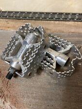 Odyssey NOS Pedals Turbo Trap 1//2 Inch Old School BMX Bear Trap GT Haro Hutch CW