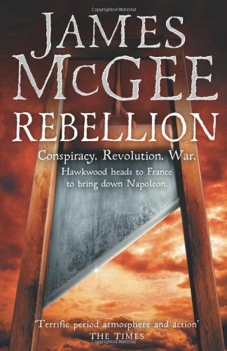 1 of 1 - JAMES McGEE __ REBELLION __ BRAND NEW __ FREEPOST UK