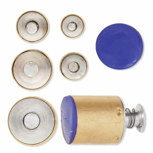 Kemper Klay Kutter Assorted Size Polymer Clay Circle Cutter Great for Beads