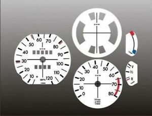 1973-1976-BMW-2002-Dash-Cluster-White-Face-Gauges-73-76-68-76
