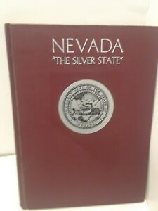 Nevada-The-Silver-State-Volume-2-HARDCOVER-BOOK