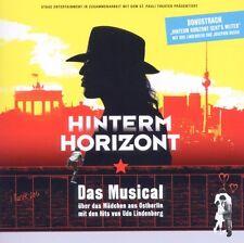 HINTERM HORIZONT - DAS MUSICAL ÜBER DAS ... CD NEU