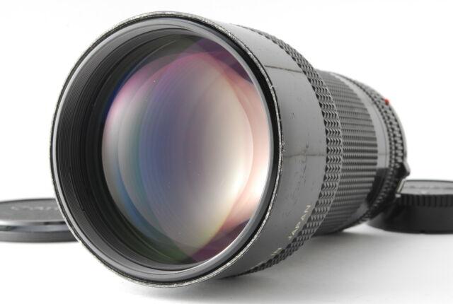 [Near Mint] Canon NEW FD NFD 20mm F2.8 Wide Angle MF Lens