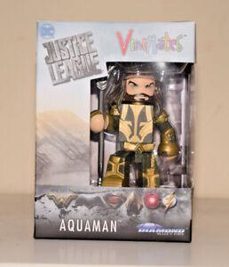 Aquaman-Vinimates-Justice-League-DC-Comics-4-034-Vinyl-Figure-Diamond-Select-NEW