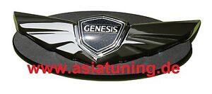 Hyundai-Genesis-Coupe-Emblem-vorne-fuer-die-Motorhaube-Zeichen-Logo-Tuning