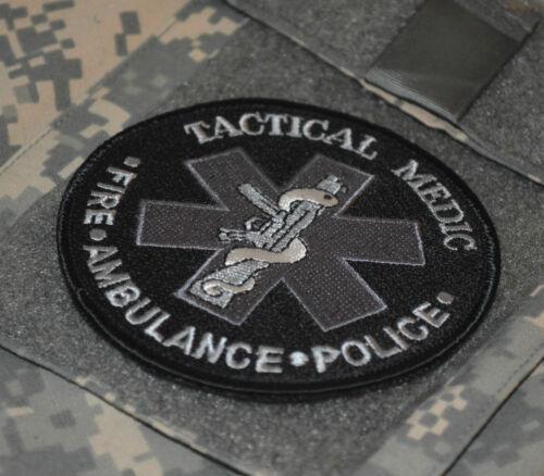 Champ de Bataille Medic Tactique Combat Victime Soin Vel  Insignes Tccc