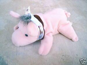 Babe Friends Stuffed Animal Cute Babe Pig 7 Ebay