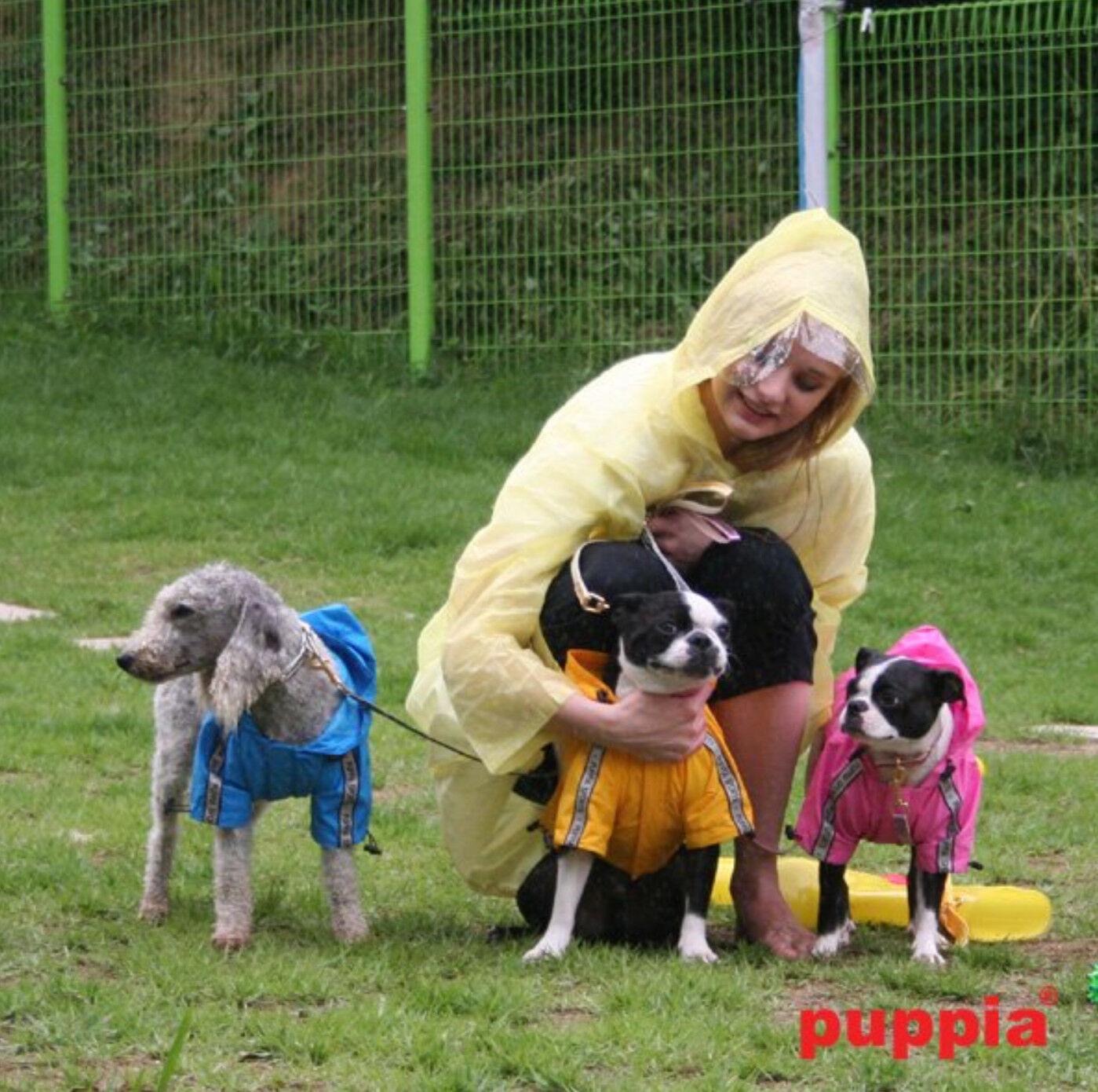Hunderegenmantel,Puppia Base Jumper,8 Größen und 7 Farbengratis Versand       Guter weltweiter Ruf  7b231f