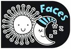 Black and White Chunkies- Faces: Chunky Board Book by Holly Brook-Piper (Board book, 2013)