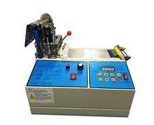 Fully Automatic cold and hot Cutting Machine Ribbon Elastic Cutting Machine