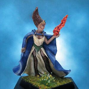 Painted-Fenryll-Miniature-Female-Mage