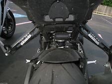 Motorcycle TURN Signal Blinker Rear Front Bike Peg Chrome Moto Motor Stunt Rider