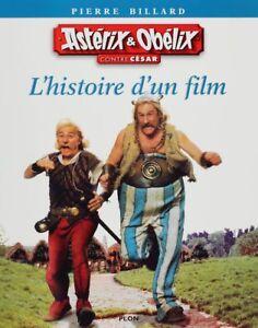 BD-prix-reduit-Asterix-L-039-histoire-d-039-un-film-Plon