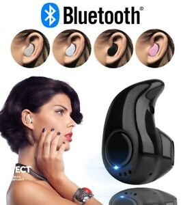 Mini Oreillette Ecouteur Kit Main Libre Bluetooth Iphone Samsung Micro Android