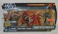 Star Wars Clone Wars Target Darth Maul Returns Pack Nightsister Savage Opress