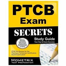 Download [pdf] secrets of the ptcb exam study guide: ptcb test review….