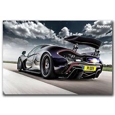 modern design SPORTY BRITISH hot fun MCLAREN/'S RACING CARS poster 24X36 NEW