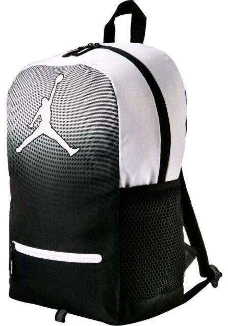 Nike Air Jordan Jumpman Daybreaker Backpack Laptop Book Bag 9a1836 Blue c223d01e2fe46